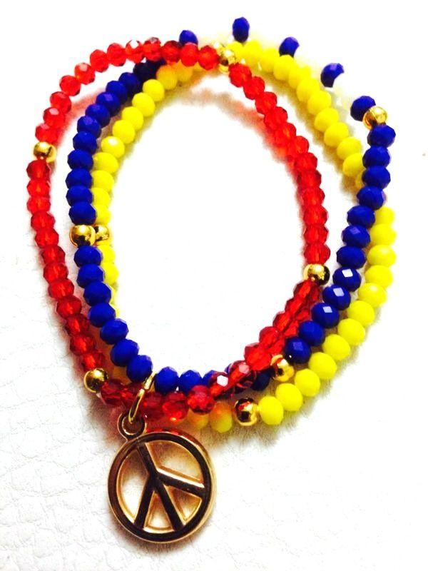 #zarcillos #soutache #Venezuela#caracas #moda #pulseras #estilo #bisuteria #accesorios www.gscmoda.com