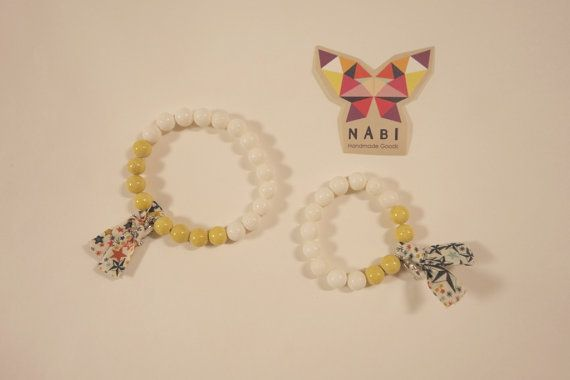 Couple Bracelets for Mom & Kids Babies 1 SET  Bird by NABISTYLE, $16.00