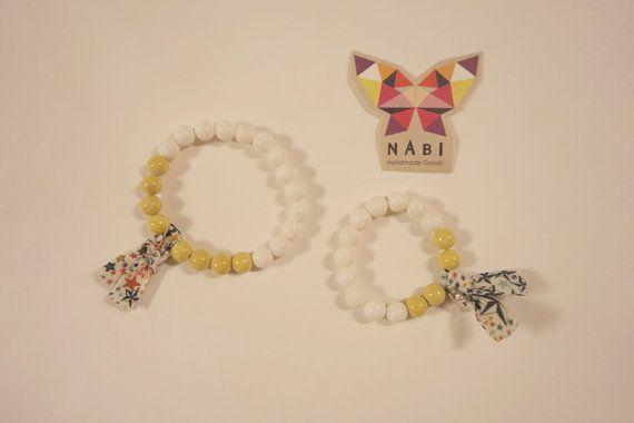 Couple Bracelets for Mom & Kids Babies 1 SET  Bird by NABISTYLE, $16.00