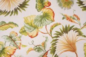 Tropical Drapery Prints :: Kaufmann Isola Printed Cotton Drapery Fabric in Coconut $9.95 per yard - Fabric Guru.com: Fabric, Discount Fabric, Upholstery Fabric, Drapery Fabric, Fabric Remnants, wholesale fabric, fabrics, fabricguru, fabricguru.com, Waverly, P. Kaufmann, Schumacher, Robert Allen, Bloomcraft, Laura Ashley, Kravet, Greeff