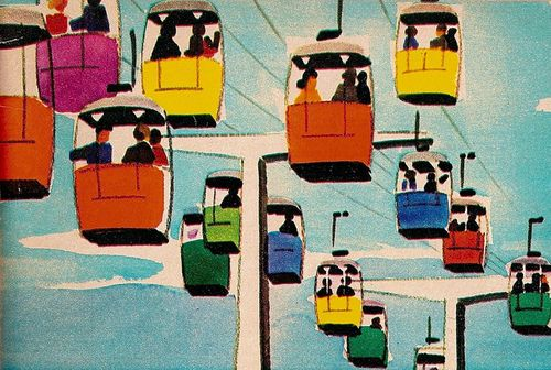 [ Swiss Sky Ride (1965), by Grisha Dotzenko ]
