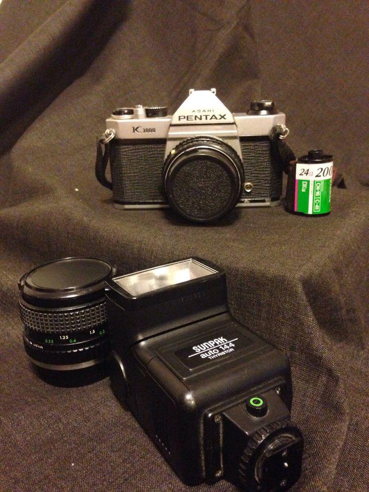 пленочный фотоаппарат использовать как комплекс