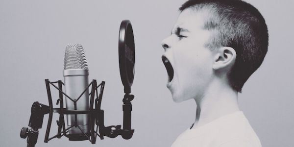 Teaching children about the power of words A Christian parent reflects on what to tell kids about swearing, blaspheming, and appropriate language.