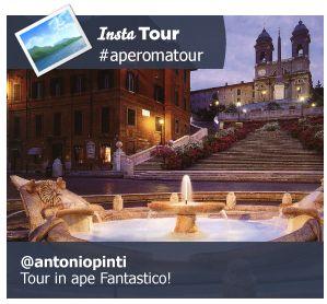 Ape Roma tour