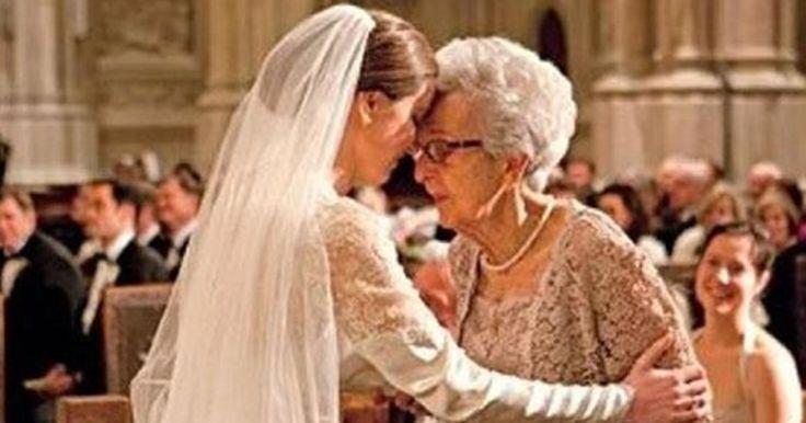 Le revela a la abuela que su esposo fue infiel. La respuesta inesperada le da vuelta al mundo y millones le aplauden.