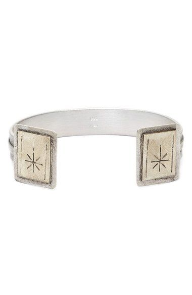 Virgins Saints & Angels 'San Benito - Santo' Cuff Bracelet available at #Nordstrom