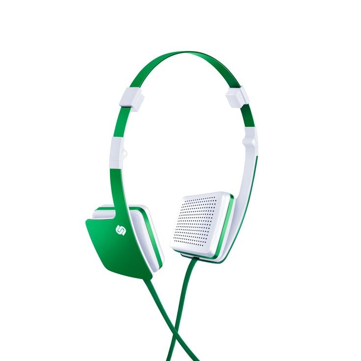 Crispy Apple headphones / by Urbanista Copenhagen ($59.00)