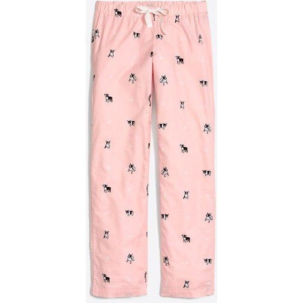 Printed flannel pajama pant ($40) ❤ liked on Polyvore featuring intimates, sleepwear, pajamas, flannel pajamas, flannel pj pants, flannel pjs, pj pants and flannel sleep pants