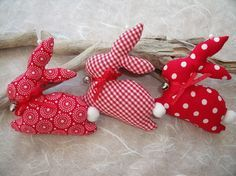 MARLIES – cute cotton bunnies. This one has a lot of potential for me.