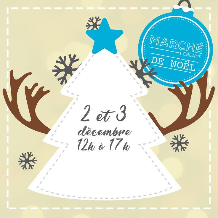 Passez faire un tour à notre Marché créatif les 2 et 3 décembre à l'espace de ventes et visite d'Ateliers Castelnau et prenez part à la fête en compagnie de Rythme FM, qui diffusera en direct au cours de l'événement : http://bit.ly/2AifpUb
