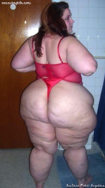 Big butt white bbw the