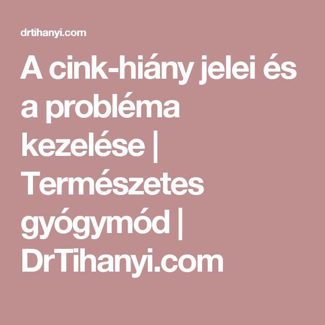 A cink-hiány jelei és a probléma kezelése | Természetes gyógymód | DrTihanyi.com