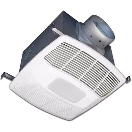Air King EF130DH Energy Star HVI Certified 130 CFM 3.0 Sone Humidity Sensing Exh