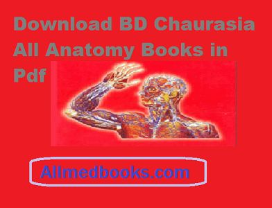 Download BD chaurasia Human Anatomy All Books pdf