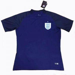 England National Team 2017 Navy Third Soccer Shirt Jersey [J795]