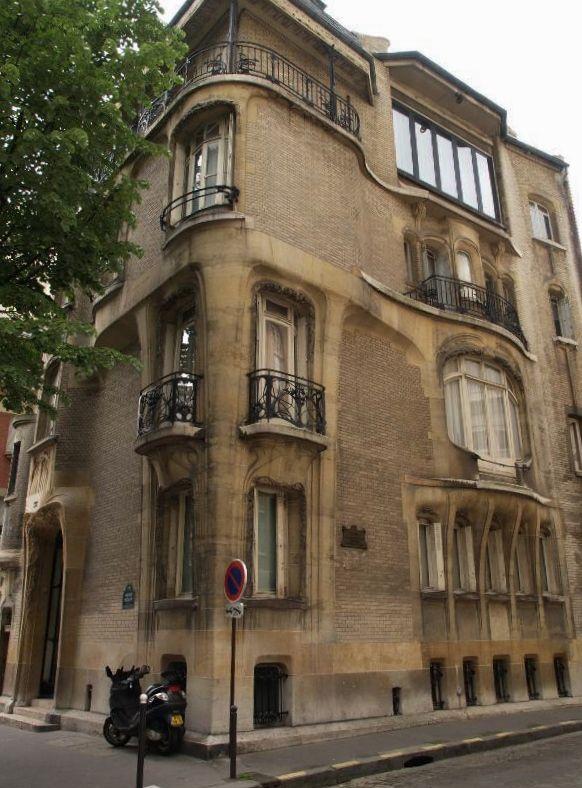 Hotel Rue De La Pompe Paris Eme
