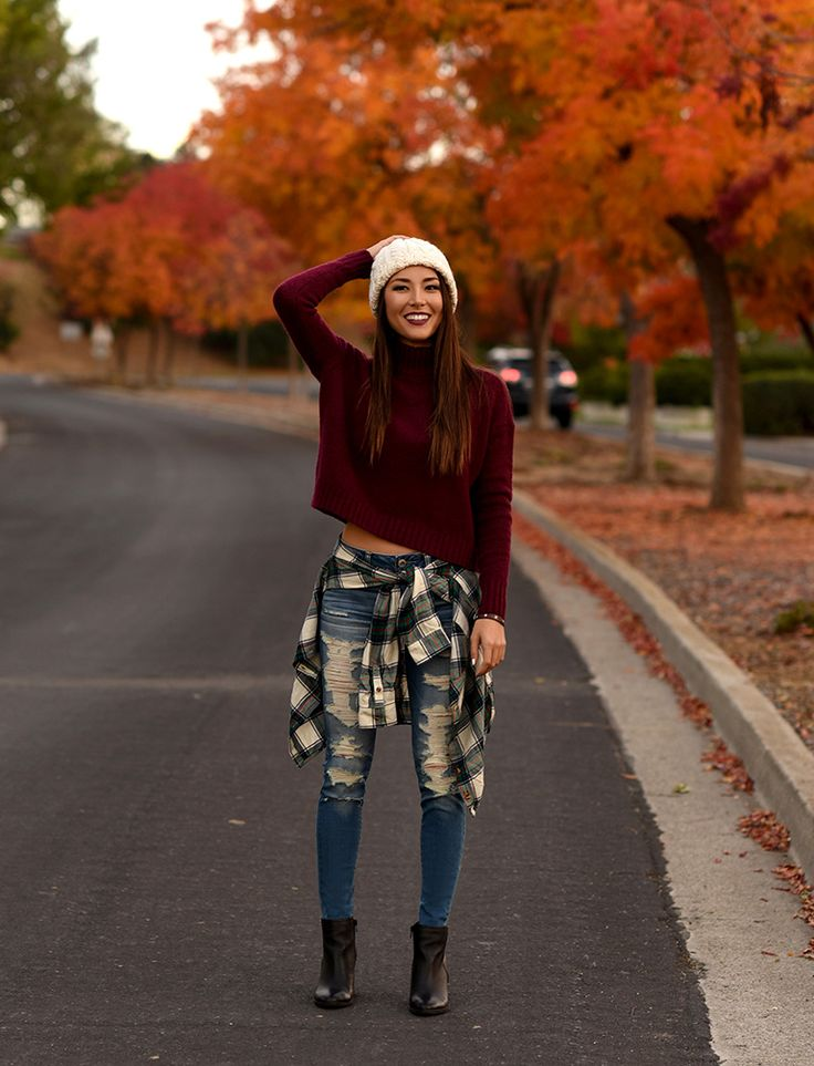 10 Favorite Fall Outfits