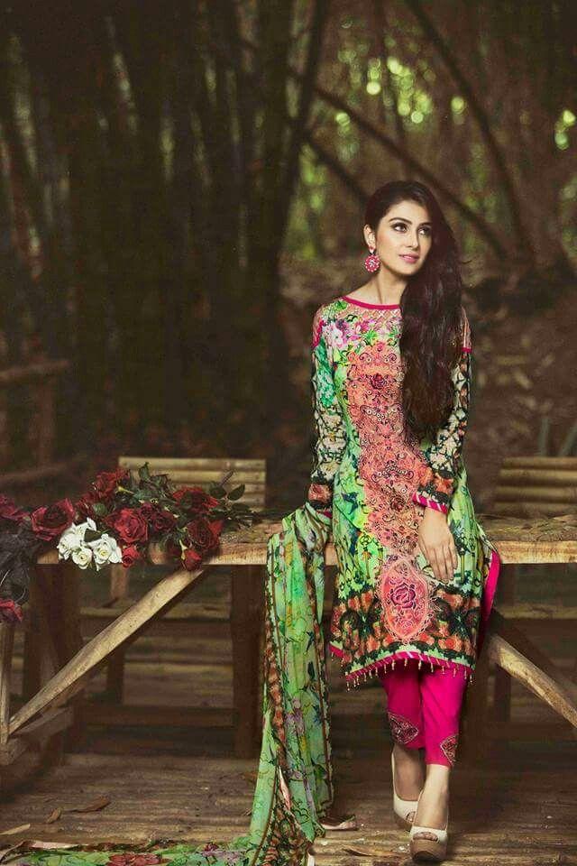 Beautiful Ayeza Khan