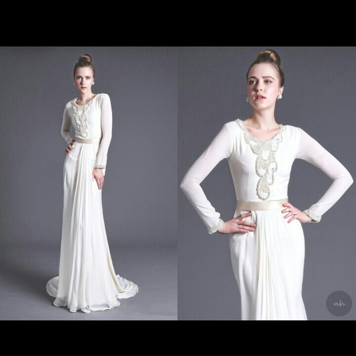 Dress by nurita harith