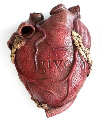 MILAGROseries: Matters of the Heart; Give by Marie Gibbons