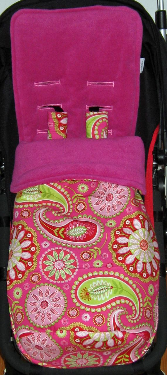 Pramskins - Gypsy Paisley - Universal Fit Snuggle Bag, $79.95 (http://www.pramskins.com.au/gypsy-paisley-universal-fit-snuggle-bag/)
