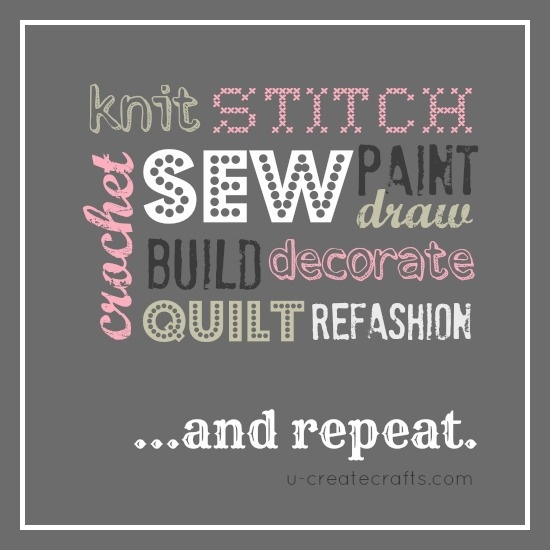 This would be cute framed on the wall of my studio...using paper crafting words, of course!