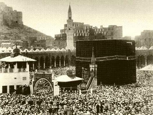 1880 Hajj Makkah, Hejaz الحج سنة ١٨٨٠ مكة الحجاز