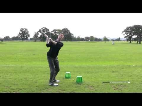 This anti-slice drill will help eliminate slices from your golf game by allowing you to groove a good in-to-out path through the ball…  It's a progression from one of my favourite drills for fixing a slice – so please view that drill first if you haven't already.
