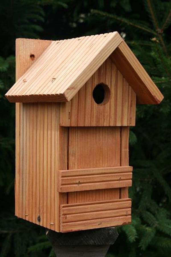 Nistkasten Vogelhaus Meisenkasten Vogelhauschen Nisthaus Vogelnistkasten Holz Garten Terrasse Dekoration Vogelhauser Vogelhaus Nistkasten Vogelhaus Ideen