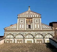 """Florence, """"Chiesa di San Miniato""""."""