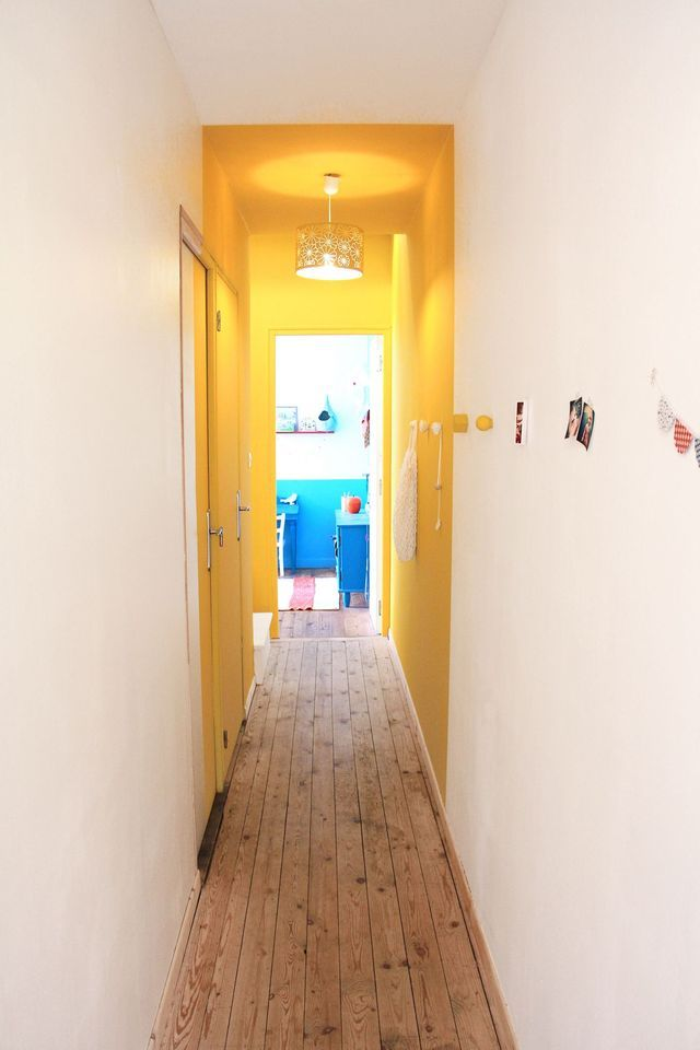 1000 id es sur le th me d corer long couloir sur pinterest for Etagere pour couloir