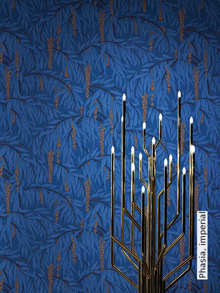 Die besten 25+ Blaue tapete Ideen auf Pinterest Blaue