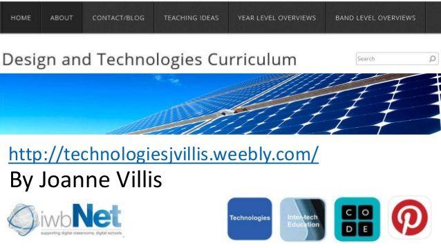 Ideas primary technologies_j_villis