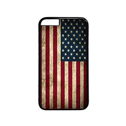 iPhone 7 Case old american flag Protector for Apple iPhone 7