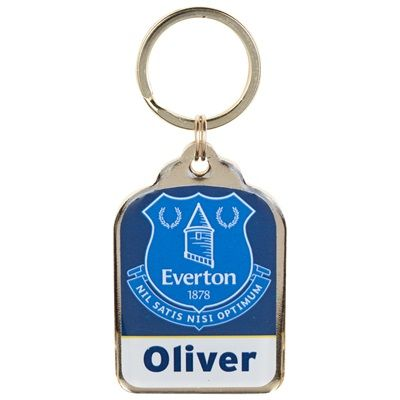 Everton Personalised Keyrings: Everton Personalised Keyring Metal keyring personalised with various… #EvertonStore #EvertonShop #EvertonFC