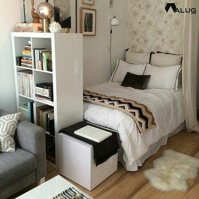 Ideia de decoração para quartos pequenos. http://alug.online #alugar #alugonline #alugueldecasa #anunciarimovel #apartamento #apartamentodecorado #casa #casaavenda #casanova #comprar #consultorimobiliario #corretordeimoveis #decoração #financiamentohabitacional #grandeoportunidade #homeoffice #imoveis #imoveisavenda #imoveisbrasil #imovel #imovelnovo #investimento #lar #lardocelar #minhacasa #minhacasaminhavida #reforma #sala #terreno