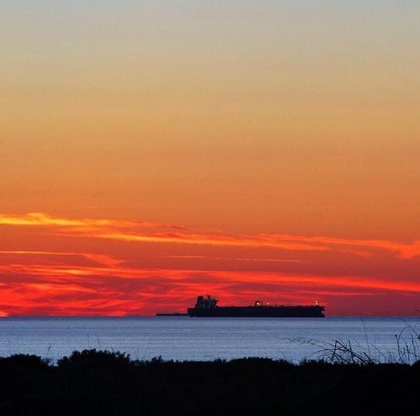 Bozcaada sunset