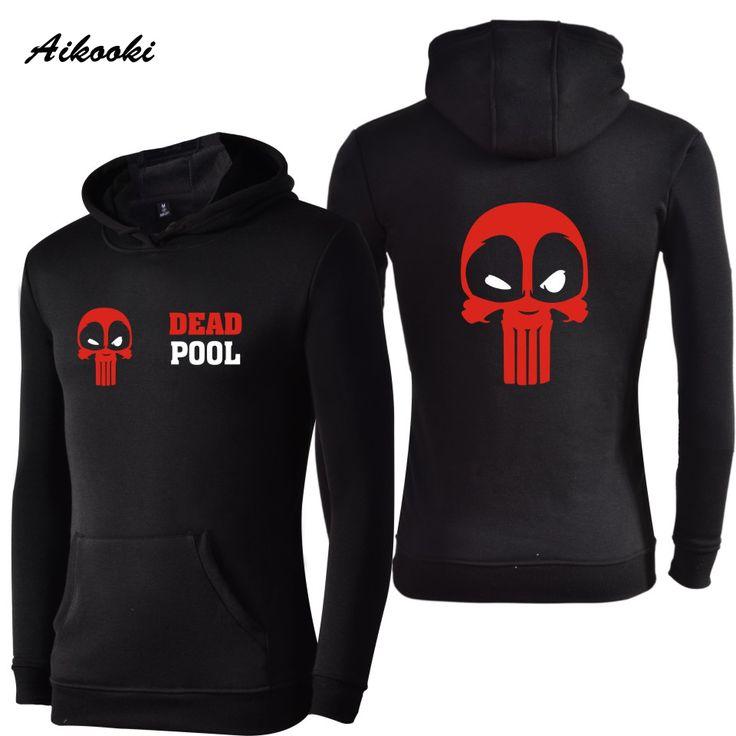 Aikooki Deadpool Hoodies Women Men's Hoodie and Sweatshirts Hoodies Male Famale Moletom Fashion Casual Brand Clothing Deadpool  FREE Shipping //     Get it here ---> http://www.smartestdiscount.com/aikooki-deadpool-hoodies-women-mens-hoodie-and-sweatshirts-hoodies-male-famale-moletom-fashion-casual-brand-clothing-deadpool/    #hellokitty #FlashbackFriday #avengersinfinitywar #deadpoolstyle #anime #gameofthrones #magic #sasusaku #eastarwars #attackontitan #batman