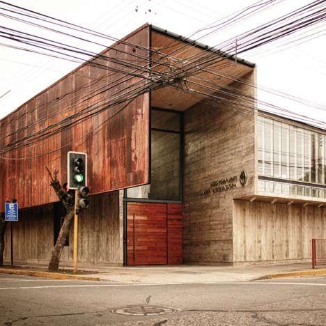Administration Curricular Building Liceo María Auxiliadora by Surco Studio