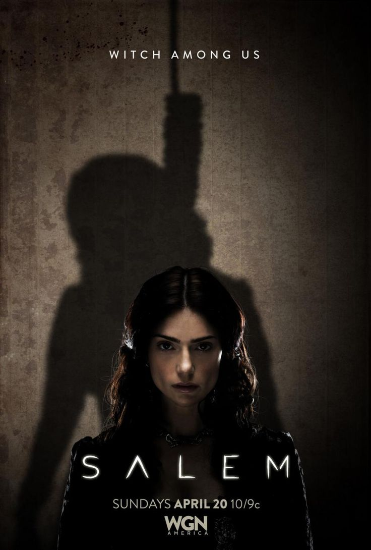 salem, saison 1, saison 2, WGN America, sorcières, série, procès, poster, witch