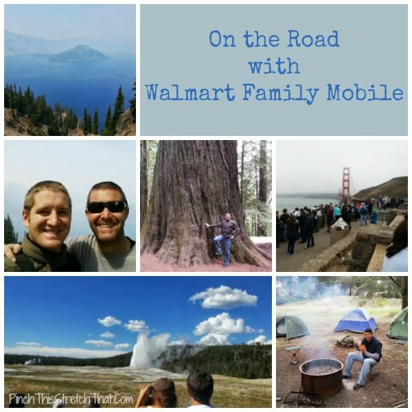 On The Road With The Best Wireless Plan – Walmart Family Mobile #shop #FamilyMobileSaves #cbias.