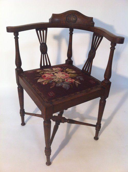Antique Scottish Corner Chair - 88 Best Corner Chairs Images On Pinterest Corner Chair, Antique