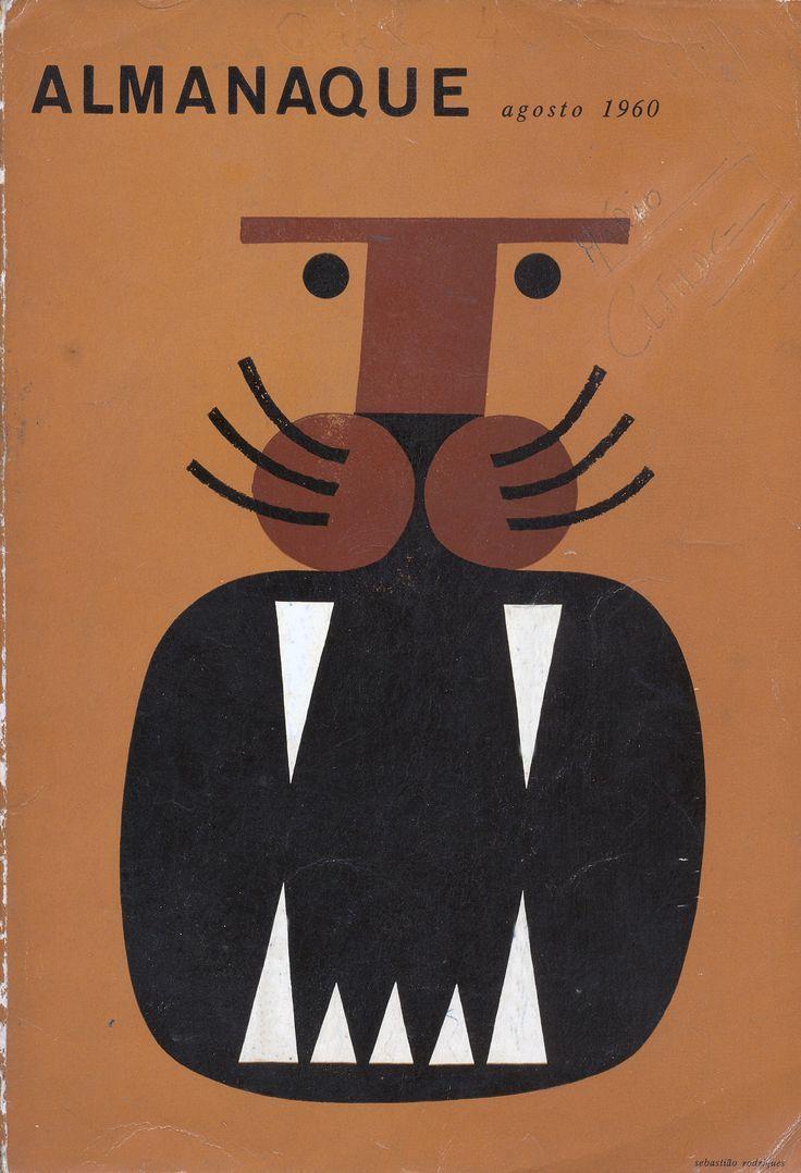 Sebastião Rodrigues | Mid-Century Modern Graphic Design