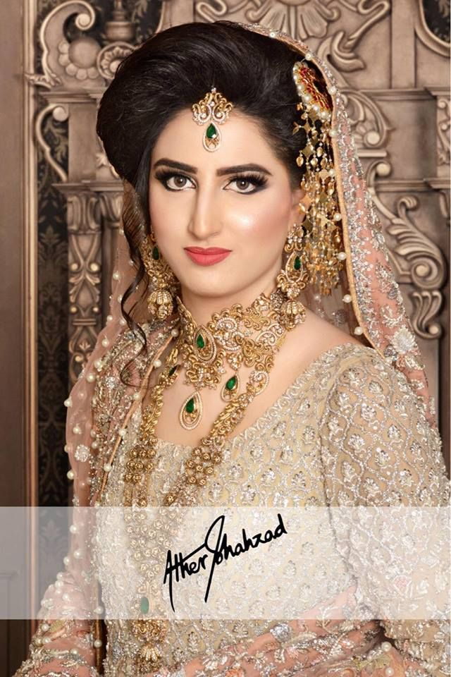 Perfect Ather Shahzad Party Makeup Charges And Review In 2020 Party Makeup Bridal Makeup Makeup