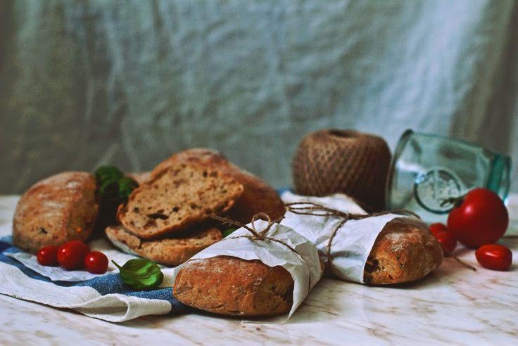 Homemade ciabatta - recipe - Red velvet cooking & baking