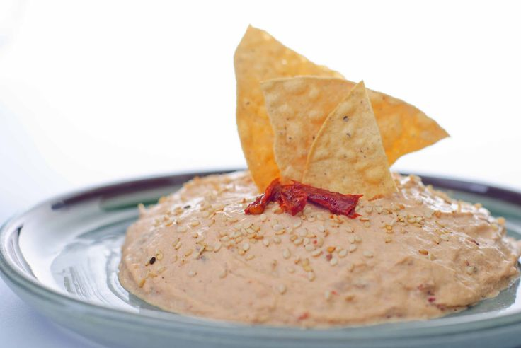 Dip de Atún con Chipotle para Botana (chipotle tuna dip as an appetizer)