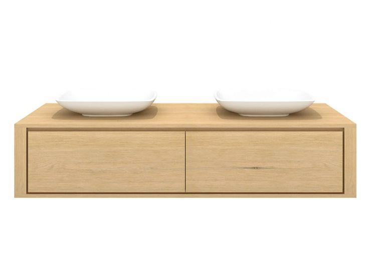 die besten 25 waschtischunterschrank holz ideen auf. Black Bedroom Furniture Sets. Home Design Ideas