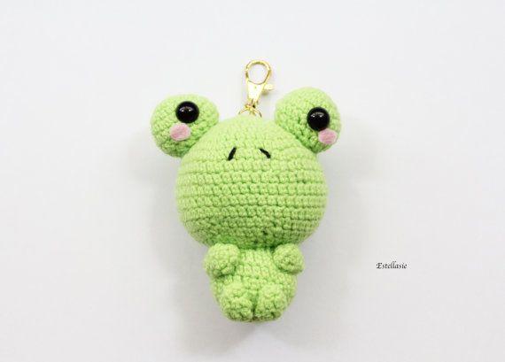 Froggie The Frog от Estellasie на Etsy