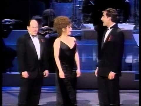Stephen Sondheim - Kennedy Center Honors 1993 - YouTube