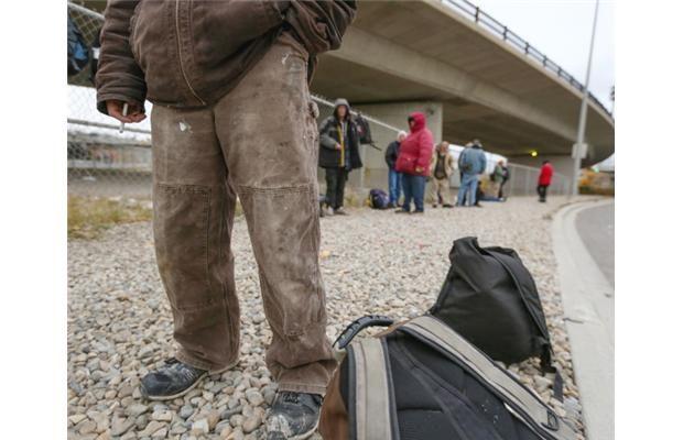 Critics question progress on plan to end homelessness